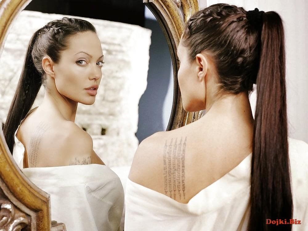 Angelina Jolie 40