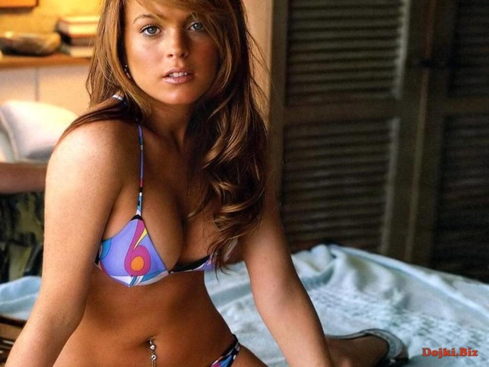 Lindsay Lohan 40