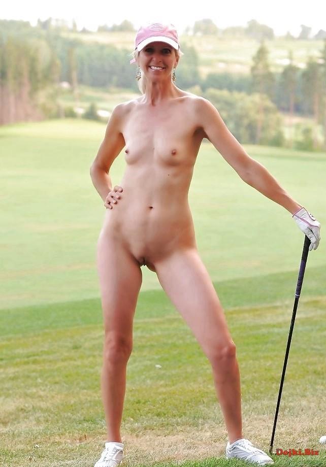 Nude Pro Golfers Women