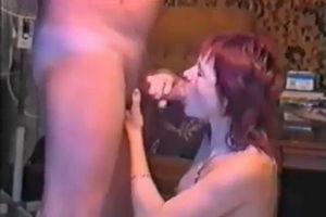 Развратные вечера семейной пары ретро порно