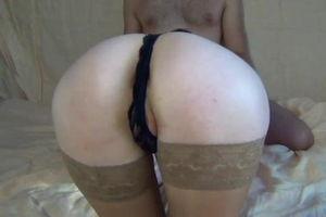 Молодая супруга с мужем снимают бурный секс mp4