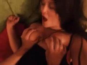 Заводная девушка Катя и её друг Давид mp4