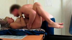 Подборка горячей сексвай с разными мужиками