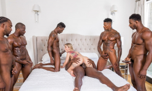 Секс игрушка для больших темнокожих парней 2