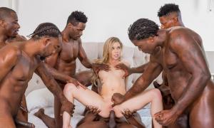 Секс игрушка для больших темнокожих парней 4