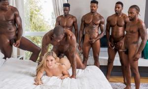 Секс игрушка для больших темнокожих парней 6