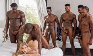 Секс игрушка для больших темнокожих парней 7