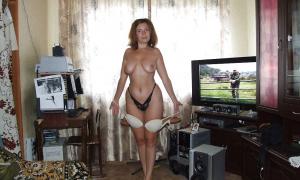 Симпатичная жена блондинка из Иркутска 2 фото