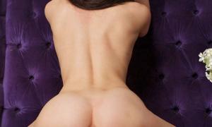 Красивая попка и киска сзади 266 фото