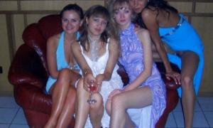 Фото с подружками невесты одна из них без трусов