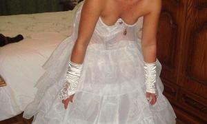 Интимное невеста 197 фото