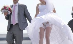 Интимные свадебные фото пары фото