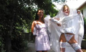 Засвет невесты фото