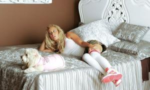 Ashley Tisdale 4 фото