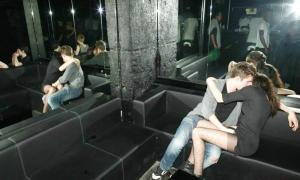 Пьяная развратница на вечеринке 154