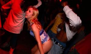 Пьяная развратница на вечеринке 166