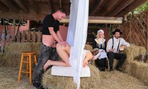 Секс под наблюдением старейшин