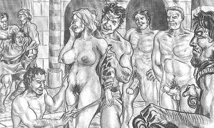 Рисованное порно 1272