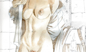 Рисованное порно 1285