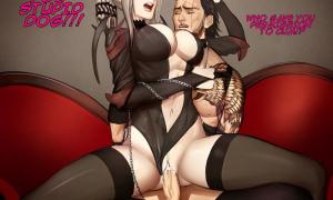 Рисованное порно 143