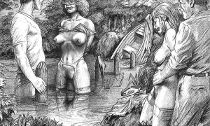 Рисованное порно 1659