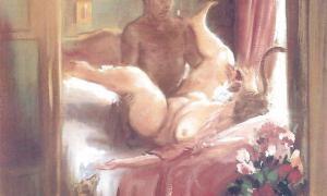Рисованное порно 1664