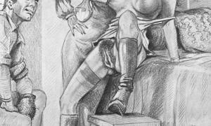 Рисованное порно 1668