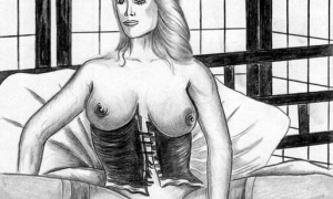 Рисованное порно 1921