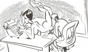 Рисованное порно 205