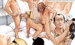 Рисованное порно 359