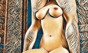 Рисованное порно 379
