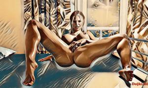 Рисованное порно 508