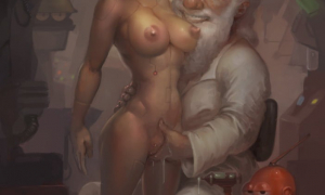 Рисованное порно 770