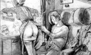 Рисованное порно 974