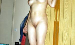 Интимное фото красотки жены фото
