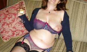 Жена перед сексом фото